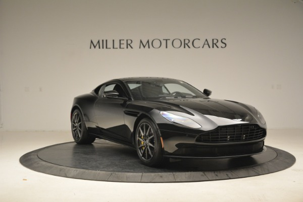 Used 2018 Aston Martin DB11 V8 Coupe for sale $149,990 at Alfa Romeo of Greenwich in Greenwich CT 06830 11