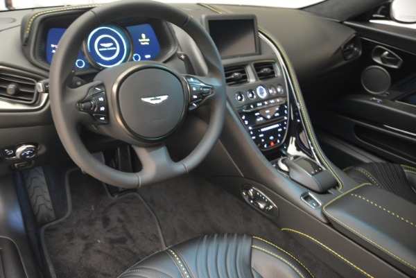 Used 2018 Aston Martin DB11 V8 Coupe for sale $149,990 at Alfa Romeo of Greenwich in Greenwich CT 06830 14