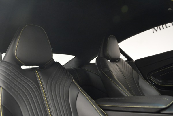 Used 2018 Aston Martin DB11 V8 Coupe for sale $149,990 at Alfa Romeo of Greenwich in Greenwich CT 06830 18