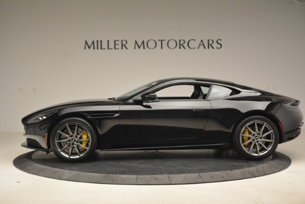Used 2018 Aston Martin DB11 V8 Coupe for sale $149,990 at Alfa Romeo of Greenwich in Greenwich CT 06830 3