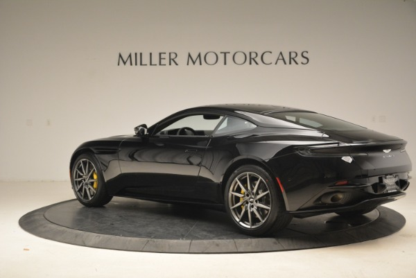 Used 2018 Aston Martin DB11 V8 Coupe for sale $149,990 at Alfa Romeo of Greenwich in Greenwich CT 06830 4