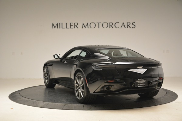 Used 2018 Aston Martin DB11 V8 Coupe for sale $149,990 at Alfa Romeo of Greenwich in Greenwich CT 06830 5