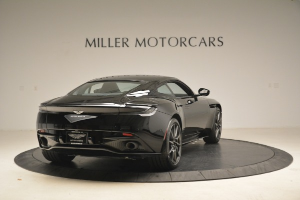 Used 2018 Aston Martin DB11 V8 Coupe for sale $149,990 at Alfa Romeo of Greenwich in Greenwich CT 06830 7