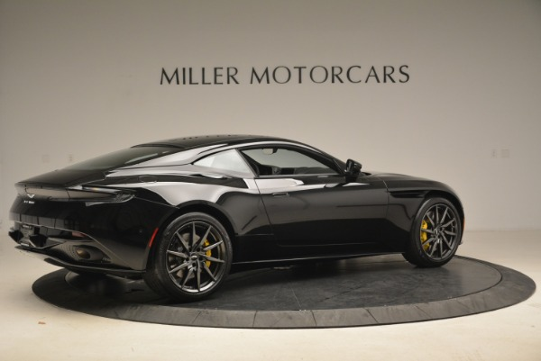 Used 2018 Aston Martin DB11 V8 Coupe for sale $149,990 at Alfa Romeo of Greenwich in Greenwich CT 06830 8