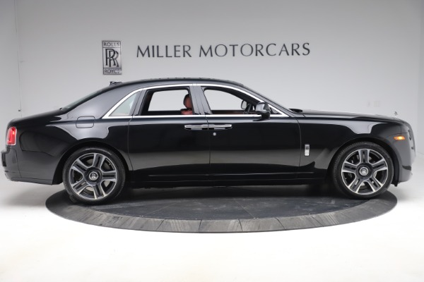 Used 2016 Rolls-Royce Ghost for sale $176,900 at Alfa Romeo of Greenwich in Greenwich CT 06830 10