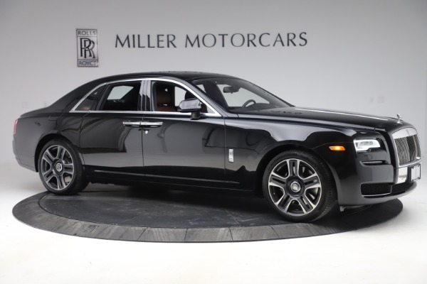 Used 2016 Rolls-Royce Ghost for sale $176,900 at Alfa Romeo of Greenwich in Greenwich CT 06830 11