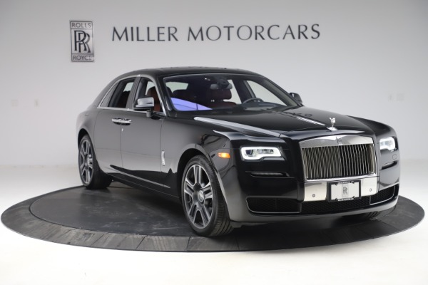 Used 2016 Rolls-Royce Ghost for sale $176,900 at Alfa Romeo of Greenwich in Greenwich CT 06830 12