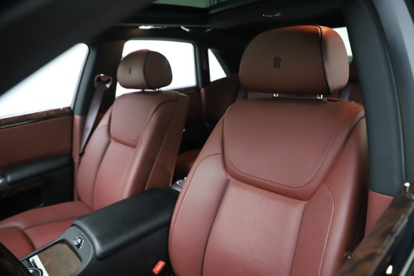 Used 2016 Rolls-Royce Ghost for sale $176,900 at Alfa Romeo of Greenwich in Greenwich CT 06830 13
