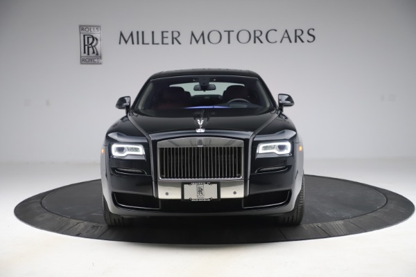 Used 2016 Rolls-Royce Ghost for sale $176,900 at Alfa Romeo of Greenwich in Greenwich CT 06830 2
