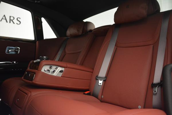 Used 2016 Rolls-Royce Ghost for sale $176,900 at Alfa Romeo of Greenwich in Greenwich CT 06830 26