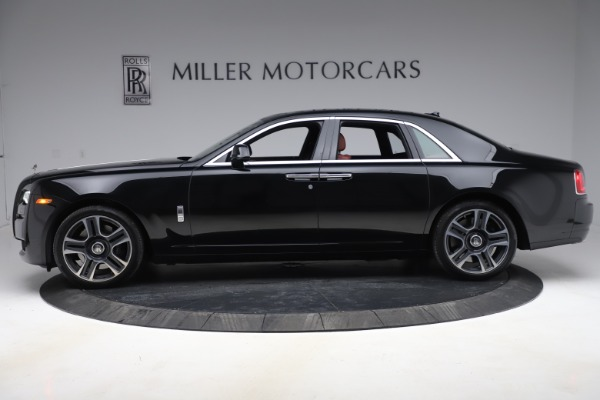 Used 2016 Rolls-Royce Ghost for sale $176,900 at Alfa Romeo of Greenwich in Greenwich CT 06830 3