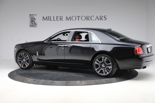 Used 2016 Rolls-Royce Ghost for sale $176,900 at Alfa Romeo of Greenwich in Greenwich CT 06830 4