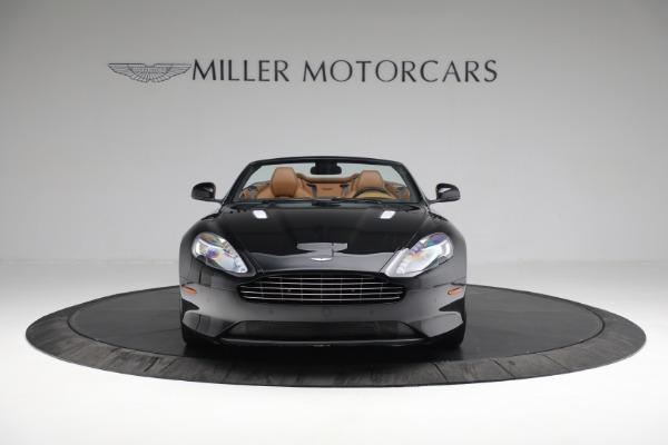 Used 2012 Aston Martin Virage Volante for sale Sold at Alfa Romeo of Greenwich in Greenwich CT 06830 12