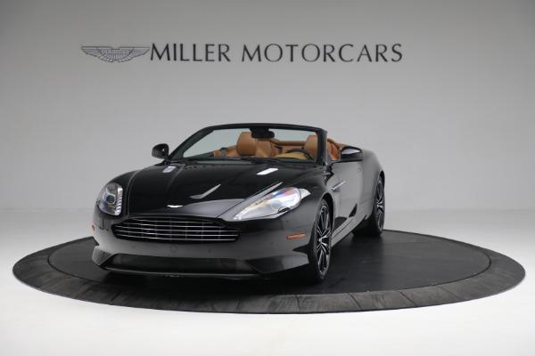 Used 2012 Aston Martin Virage Volante for sale Sold at Alfa Romeo of Greenwich in Greenwich CT 06830 13