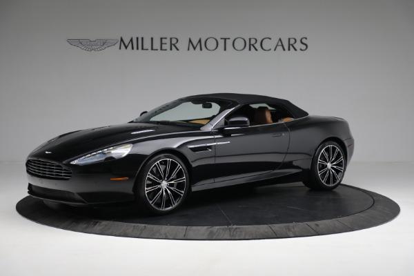 Used 2012 Aston Martin Virage Volante for sale Sold at Alfa Romeo of Greenwich in Greenwich CT 06830 15
