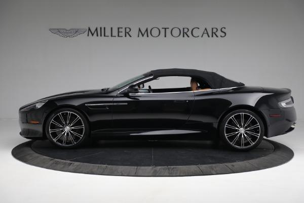 Used 2012 Aston Martin Virage Volante for sale Sold at Alfa Romeo of Greenwich in Greenwich CT 06830 16