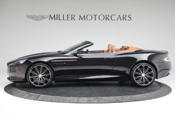 Used 2012 Aston Martin Virage Volante for sale Sold at Alfa Romeo of Greenwich in Greenwich CT 06830 2