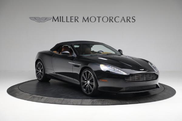 Used 2012 Aston Martin Virage Volante for sale Sold at Alfa Romeo of Greenwich in Greenwich CT 06830 24