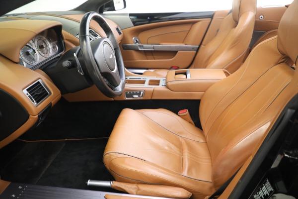 Used 2012 Aston Martin Virage Volante for sale Sold at Alfa Romeo of Greenwich in Greenwich CT 06830 26