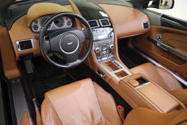 Used 2012 Aston Martin Virage Volante for sale Sold at Alfa Romeo of Greenwich in Greenwich CT 06830 28