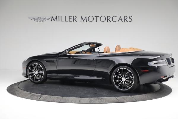 Used 2012 Aston Martin Virage Volante for sale Sold at Alfa Romeo of Greenwich in Greenwich CT 06830 3