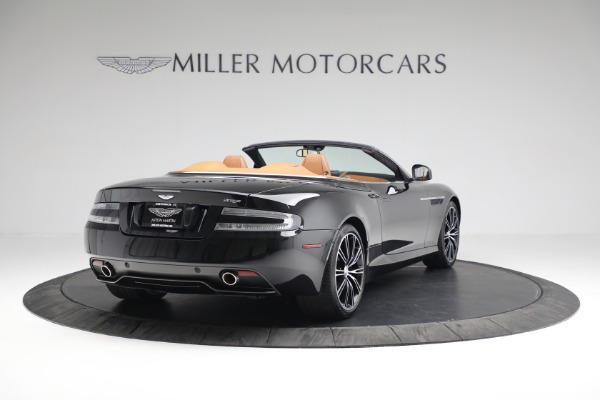 Used 2012 Aston Martin Virage Volante for sale Sold at Alfa Romeo of Greenwich in Greenwich CT 06830 6