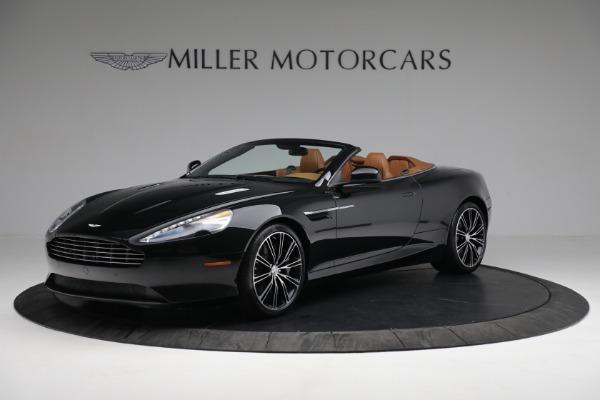 Used 2012 Aston Martin Virage Volante for sale Sold at Alfa Romeo of Greenwich in Greenwich CT 06830 1