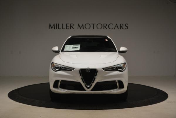 New 2018 Alfa Romeo Stelvio Quadrifoglio for sale Sold at Alfa Romeo of Greenwich in Greenwich CT 06830 13