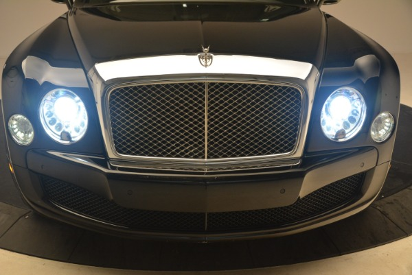 Used 2013 Bentley Mulsanne Le Mans Edition for sale Sold at Alfa Romeo of Greenwich in Greenwich CT 06830 13