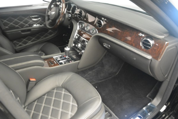 Used 2013 Bentley Mulsanne Le Mans Edition for sale Sold at Alfa Romeo of Greenwich in Greenwich CT 06830 27