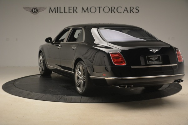 Used 2013 Bentley Mulsanne Le Mans Edition for sale Sold at Alfa Romeo of Greenwich in Greenwich CT 06830 5