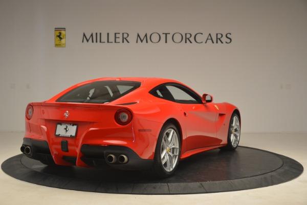 Used 2014 Ferrari F12 Berlinetta for sale Sold at Alfa Romeo of Greenwich in Greenwich CT 06830 7