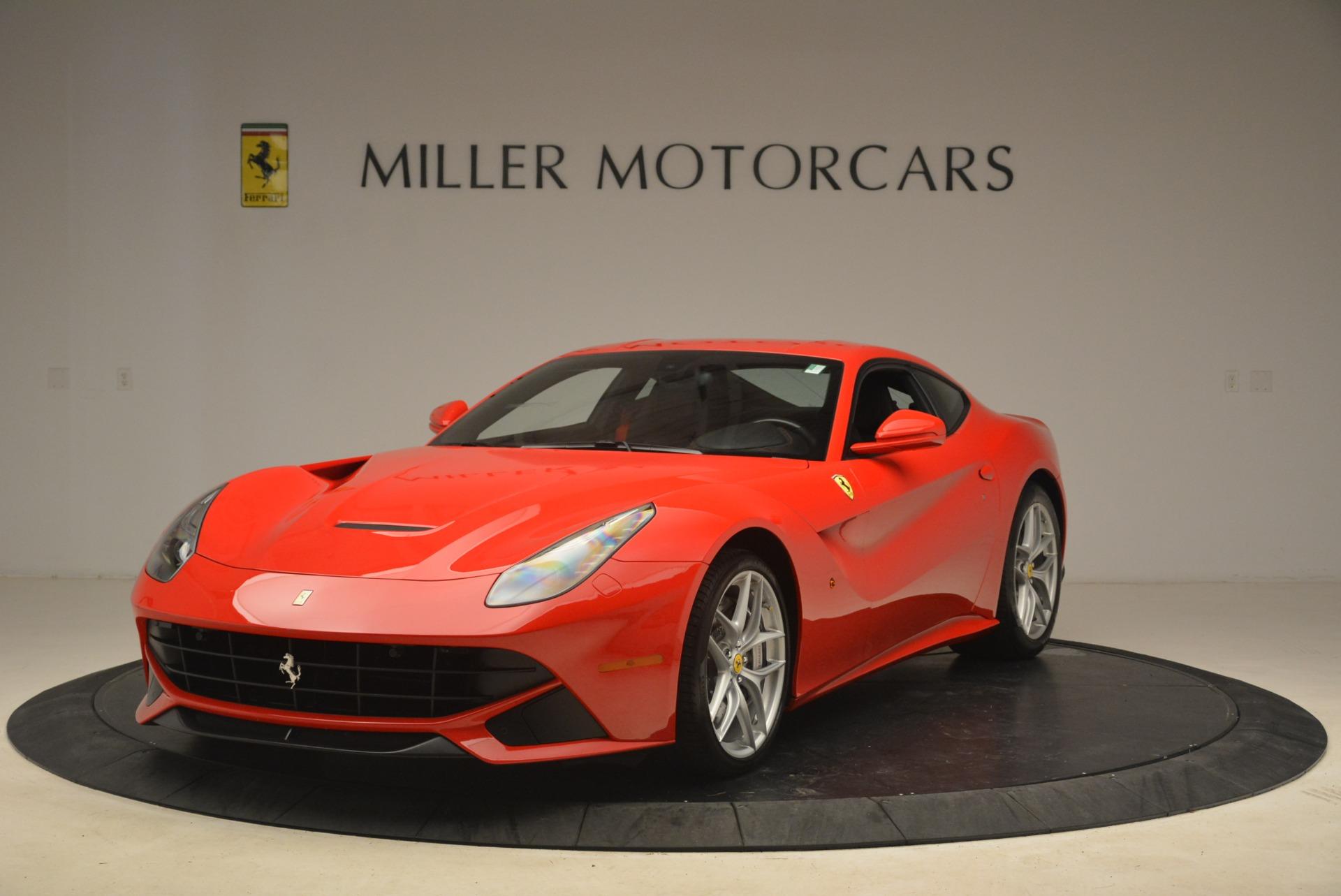 Used 2014 Ferrari F12 Berlinetta for sale Sold at Alfa Romeo of Greenwich in Greenwich CT 06830 1