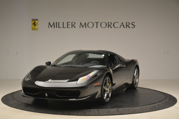 Used 2013 Ferrari 458 Spider for sale Sold at Alfa Romeo of Greenwich in Greenwich CT 06830 13