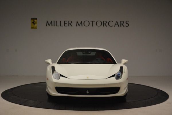 Used 2014 Ferrari 458 Italia for sale Sold at Alfa Romeo of Greenwich in Greenwich CT 06830 12