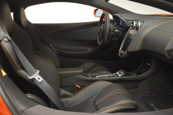 Used 2016 McLaren 570S for sale Sold at Alfa Romeo of Greenwich in Greenwich CT 06830 21