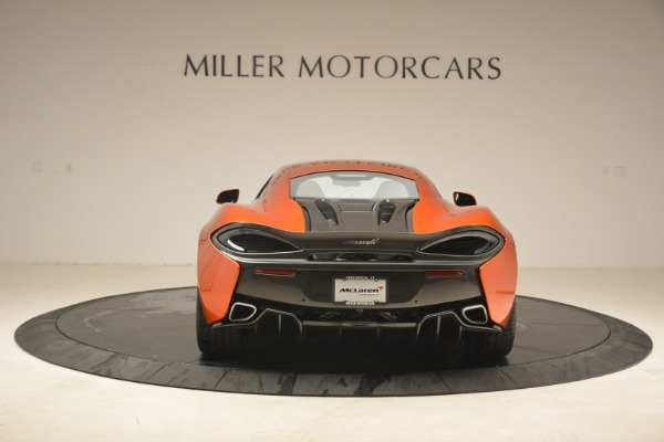 Used 2016 McLaren 570S for sale Sold at Alfa Romeo of Greenwich in Greenwich CT 06830 6