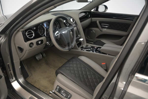 Used 2017 Bentley Flying Spur V8 S for sale Sold at Alfa Romeo of Greenwich in Greenwich CT 06830 18