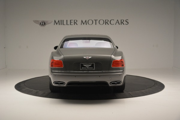 Used 2017 Bentley Flying Spur V8 S for sale Sold at Alfa Romeo of Greenwich in Greenwich CT 06830 6