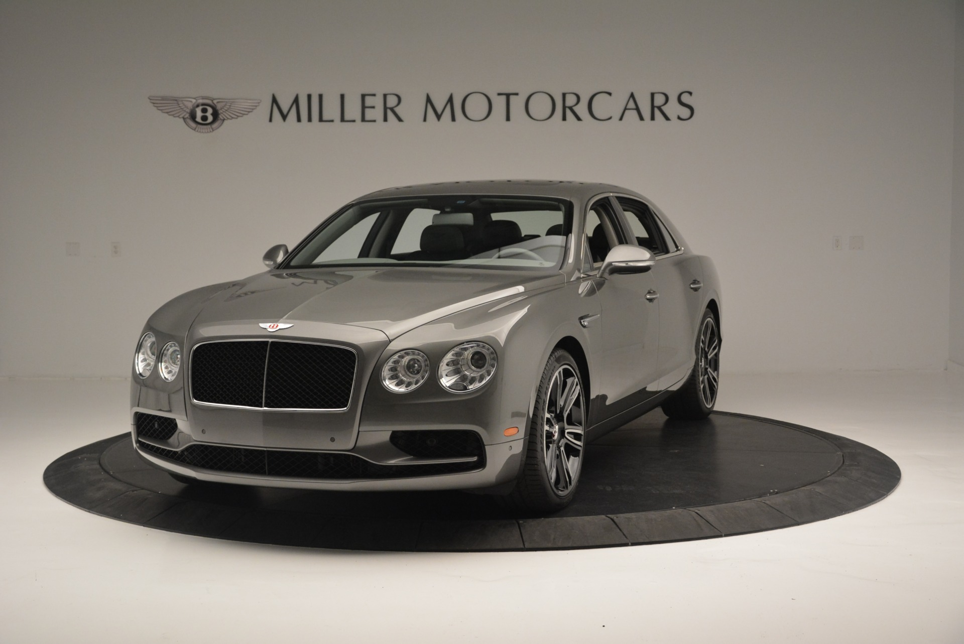 Used 2017 Bentley Flying Spur V8 S for sale Sold at Alfa Romeo of Greenwich in Greenwich CT 06830 1