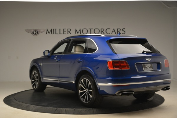 Used 2018 Bentley Bentayga W12 Signature for sale Sold at Alfa Romeo of Greenwich in Greenwich CT 06830 5
