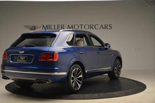 Used 2018 Bentley Bentayga W12 Signature for sale Sold at Alfa Romeo of Greenwich in Greenwich CT 06830 7