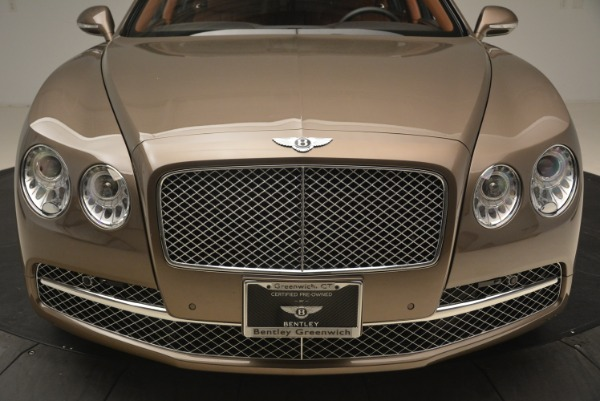Used 2015 Bentley Flying Spur W12 for sale Sold at Alfa Romeo of Greenwich in Greenwich CT 06830 13
