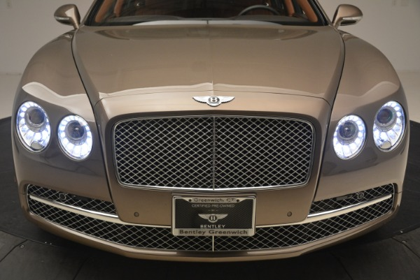 Used 2015 Bentley Flying Spur W12 for sale Sold at Alfa Romeo of Greenwich in Greenwich CT 06830 14