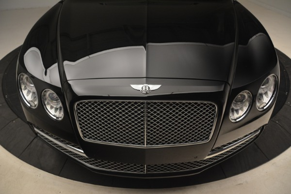 Used 2014 Bentley Flying Spur W12 for sale Sold at Alfa Romeo of Greenwich in Greenwich CT 06830 12