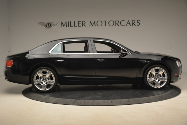 Used 2014 Bentley Flying Spur W12 for sale Sold at Alfa Romeo of Greenwich in Greenwich CT 06830 8