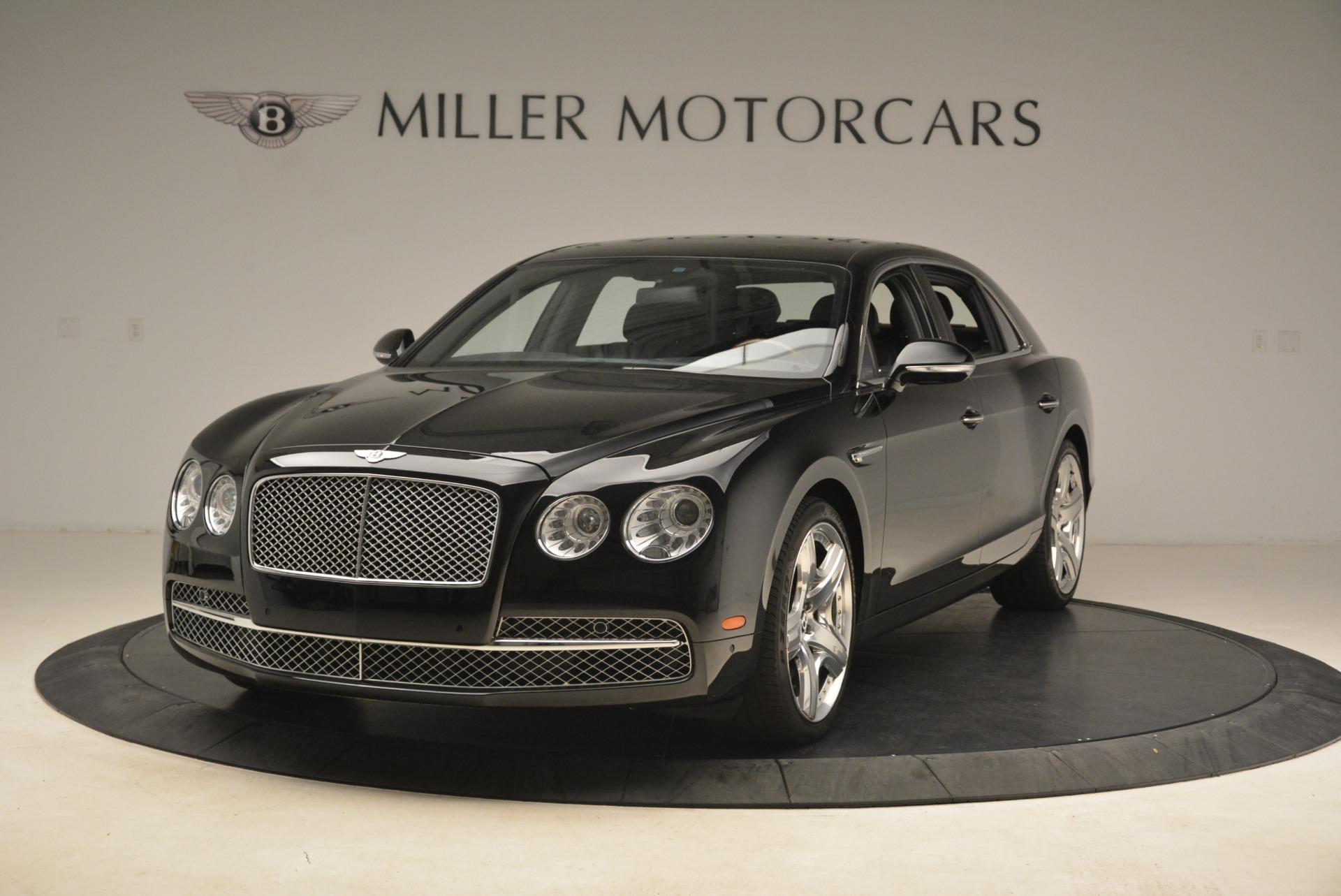 Used 2014 Bentley Flying Spur W12 for sale Sold at Alfa Romeo of Greenwich in Greenwich CT 06830 1