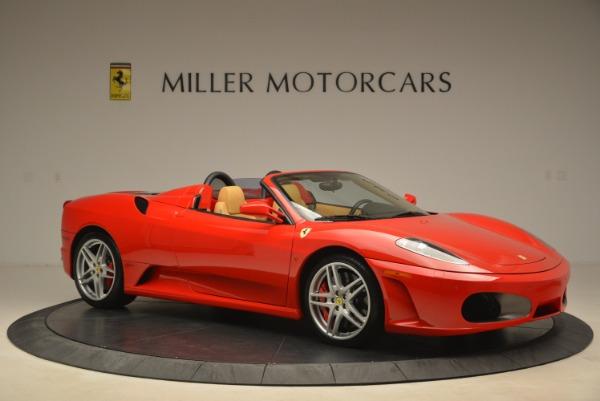 Used 2008 Ferrari F430 Spider for sale Sold at Alfa Romeo of Greenwich in Greenwich CT 06830 10