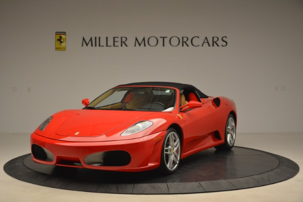 Used 2008 Ferrari F430 Spider for sale Sold at Alfa Romeo of Greenwich in Greenwich CT 06830 13