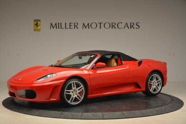 Used 2008 Ferrari F430 Spider for sale Sold at Alfa Romeo of Greenwich in Greenwich CT 06830 14